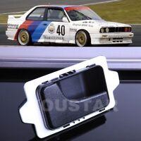 x2 Inner Door Handle Trims Cover for BMW 3 5 6 7 Z1 Series E30 E28 E24 E23 Z1 H1
