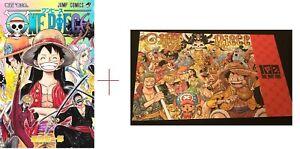 ONE PIECE Vol. 100 w/ Illustration Card Limited Comics Eiichiro Oda Manga Japan