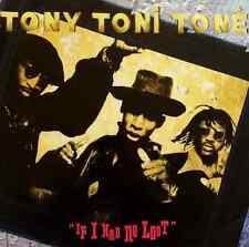 """TONY TONI TONE - If I Had No Luck (12"""") (VG/VG)"""