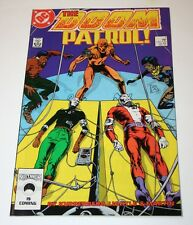 The Doom Patrol Issue #3 December 1987 Mint Comic Book