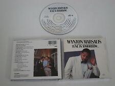 TUNE IN TOMORROW.../SOUNDTRACK/WYNTON MARSALIS(COLUMBIA CK 47044) CD ALBUM
