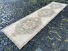 Runner rug, Turkish rug, Vintage rug, Handmade rug, Floor Rug | 3,4 x 13,2 ft
