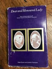 Dyson & Tennyson 'Dear and Honoured Lady' SIGNED FIRST EDITION 1969 (995)