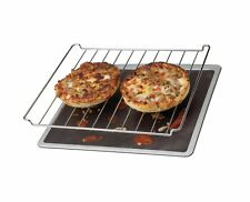 Chef's Planet 401.00 401 Nonstick Toaster Oven Liner, 11-in, Black 1 11-in.