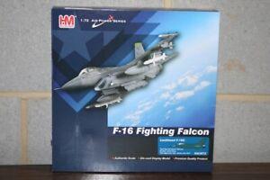"Hobby Master 1:72 USAF F-16C Falcon 86-0295 ""Aggressor"" (HA3872) Model Plane"