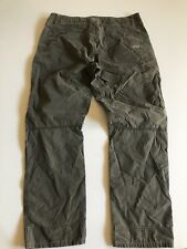 Kuhl Mens Born In The Mountains 36x32 (31) Greenish Hiking Pants