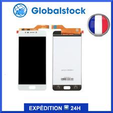 Écran LCD avec Vitre Tactile pour ASUS Zenfone 3 Max - Blanc