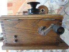 Kurbel Telefon , OB Telefon, Siemens -Patent