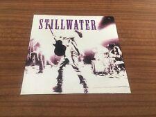 STILLWATER Promo CD 2000 RARE OOP MINT Peter Frampton Heart Nancy Wilson