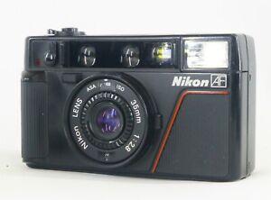 *Exc+3 / Works * Nikon L35AF Point & Shoot 35mm Film Camera from Japan
