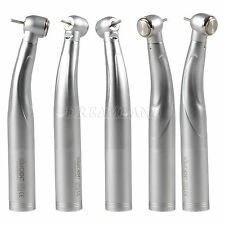 5 SANDENT heiß Dental LED Fiber Optic Handpiece Ceramic Bearing f/ KAVO Coupler