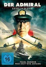 DVD *  DER ADMIRAL - KRIEG IM PAZIFIK  # NEU OVP &