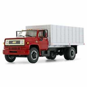 1:34 First Gear 1970s Chevrolet C65 Grain Truck *RED & WHITE* High Detail NIB