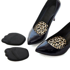 Hot 1 Pair High Heel Shoes Paw Half Front Cushion Insole Foot Care Shoe Pads