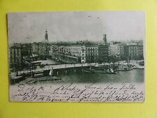 +++ Gruss aus Hamburg + schöne AK von 1904 nach Zeulenroda +++