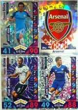 Soccer Trading Cards Match Attax Game 2016-2017 Season