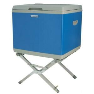 Eurotrail Adjustable Cooler Box Stand for Camping Caravan Travel 50×44 / 32cm