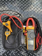 Fluke 376fc Trms Clamp Meter With Iflex Leads Case