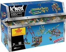 K'Nex 12418 Imagine 35 Model Building Toy 298 pieces out of original 375 pieces