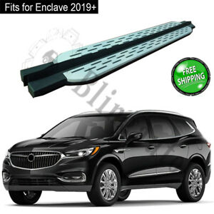 Fits for Buick Enclave 2019 2020+ 2PC side step running board pedals protect bar