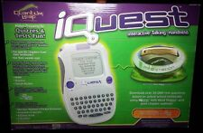 Quantum Leap iQuest Interactive Talking Handheld Learning System Mind Station