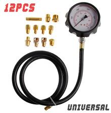 Kraftstoffdruckprüfer Öldruckprüfer Hydraulikgetriebe Meter Werkzeug Auto Kfz 1x