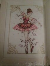 'The Beauty Of Ballet' Shannon Wasilieff cross stitch chart(only)