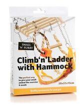 SmallnFurry Climb N Ladder Small Animal Hanging Activity Toy 2 Styles