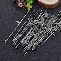50x Nadeln für Strickmaschinen Brother KH830 KH881 KH868 KH940 KH970 Needle wo