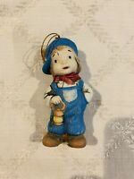 Vintage Lionel Small Boy With Lantern Toy Figure.