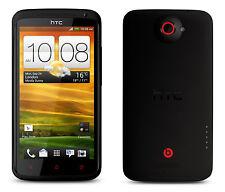 HTC One X + S728e - 64GB 8.0MP - Carbon black (Unlocked) Quad Core Smartphone