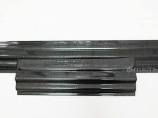 CARBON KEVLAR SILL SCUFF PLATE FOR MITSUBISHI L200 TRITON 4 DOORS 2015-16 PICKUP