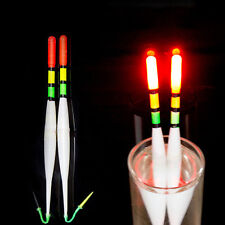 1XFishing Luminous Float Battery Operated LED Float Dark Water Night Fishing、Pop