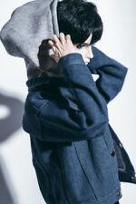 "BJD Jean Coat Top Clothing Jacket For 1/4 17"" 44cm BJD doll Volks Luts MK DK"