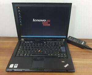 1440x900 Lenovo Thinkpad T61 nVidia Quadro 140M 1,8GHz 2GB/160GB Wlan WinXP uvm.