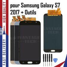 ECRAN LCD VITRE TACTILE pour Samsung Galaxy J7 2017 SM-J730FN DISPLAY + Outils