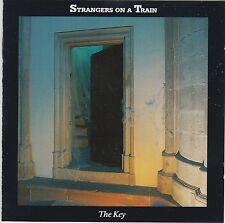 The Key - Strangers On A Train ( St. Music - Erstauflage )
