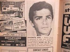 1974 Cleveland Press TV Showtime (ROBERT DRIVAS/BUFFY  ST. MARIE/MARILYN  MONROE