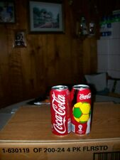 One 16oz.Can.Coca Cola.Fifa World Cup Brasil.