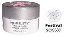 LeChat Nobility Glitter Spritz Series Gel Festival - 1/8oz  SOGS03