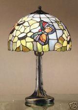 "Lampada  ""farfalle e girasoli""  originale tiffany T534 U+B302"