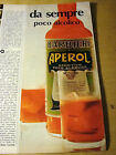 PUBBLICITA' ADVERTISING WERBUNG 1977 APEROL BARBIERI APERITIVO (E1403)
