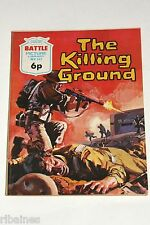 Battle Picture Library Comic, Number 694, Line of Fire, British Pocket