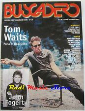 BUSCADERO 261 Tom Waits John Fogerty Nanci Griffith George Thorogood  NO cd vhs*