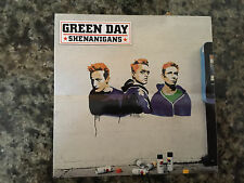 Green Day Shenanigans cd promo sticker 2002