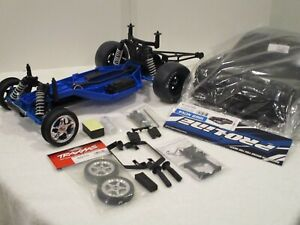 Traxxas Slash LCG RC Drag Car Speed Hot Racing RPM Proline Pro Mod1/10 New Read!