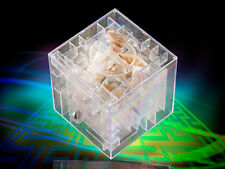 infactory Sparbüchse: Spardose mit 3D-Kugel-Labyrinth
