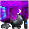 Laser Star Projector, Lupantte Moon Projector, USB Nebula Galaxy Light with Soot