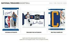 2016-17 PANINI NATIONAL TREASURES BASKETBALL RANDOM PLAYER 1 BOX BREAK