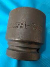 "New listing Proto # 10030 - 1"" Drive 1-7/8"" 6-Point Impact Socket"